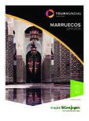 Catálogo viajes a Marruecos El Corte Inglés