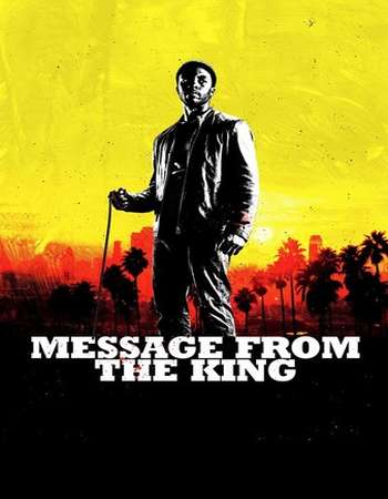 Message from the King 2016 Full English Movie BRRip Download