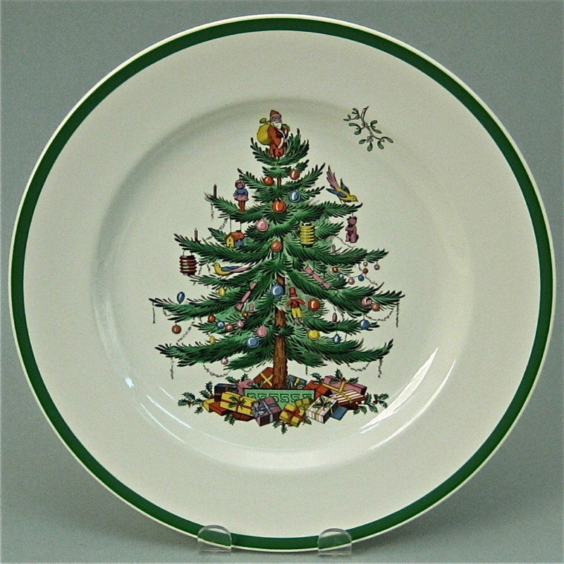 Dating spode christmas tree