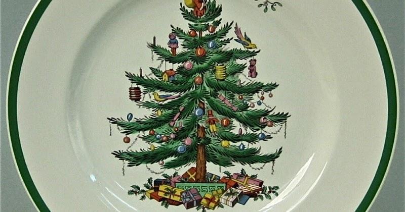 Spode History: Spode And Christmas Tree Backstamps
