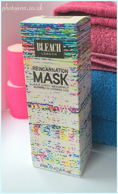 Bleach-London-Reincarnation-Mask-Blog-Review