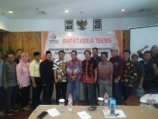Bawaslu Kota Cirebon Gelar Rakernis