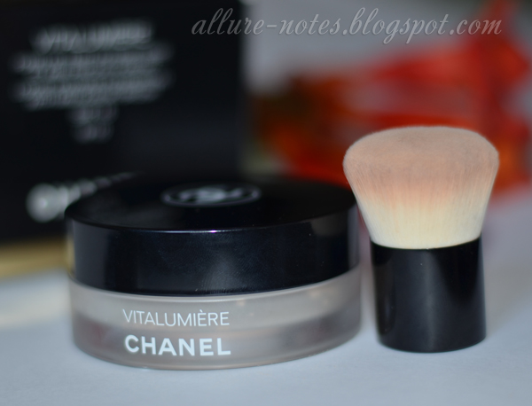 пудра chanel vitalumiere loose powder отзывы