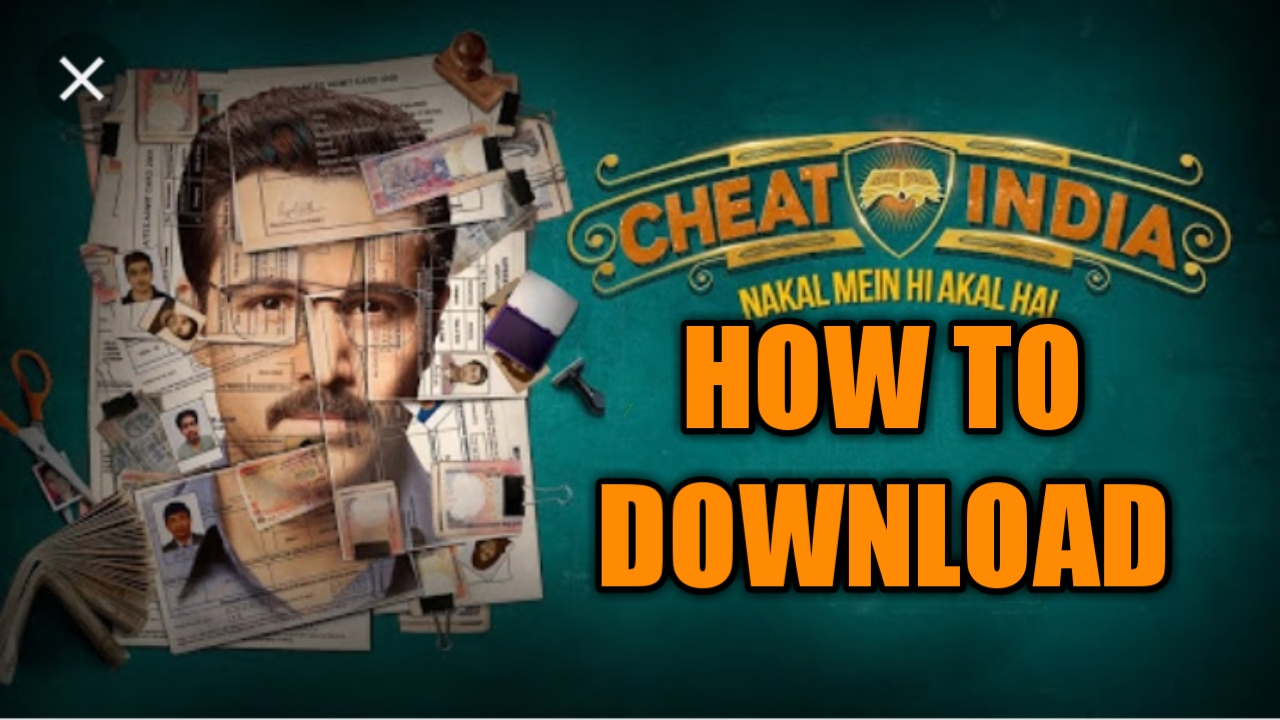 Cheat India full movie 2019