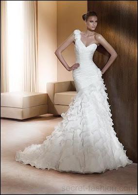 модни трендове при сватбените рокли