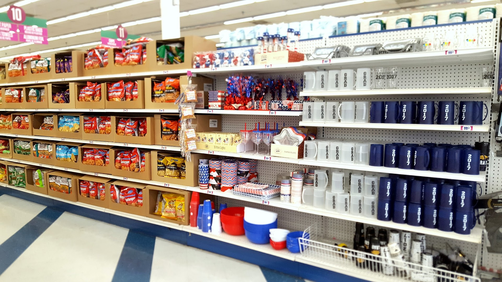 4th of July, party supplies