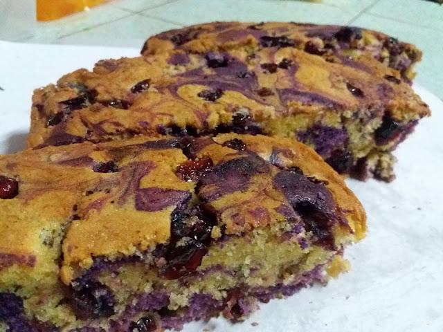 Resepi Kek Cranberry @ Cranberry Cake Recipe