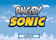 Angry Birds [Sonic Edition] juego