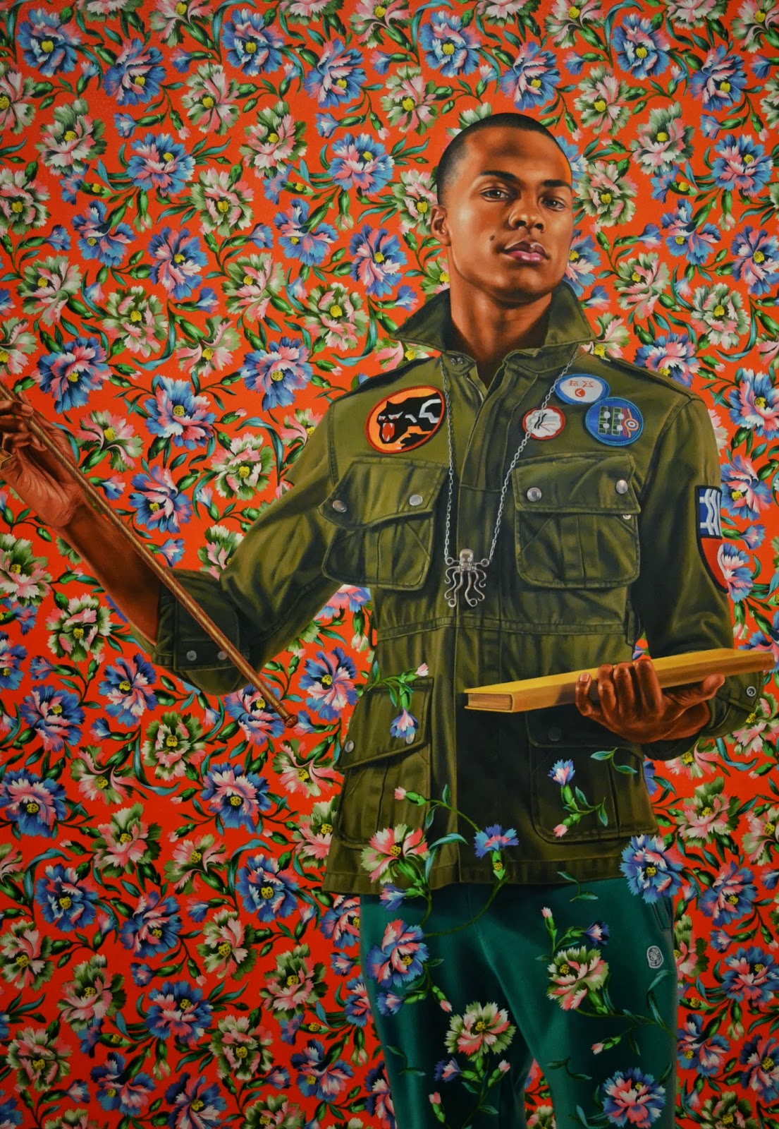 Wiley: Artfully Awear: KEHINDE WILEY