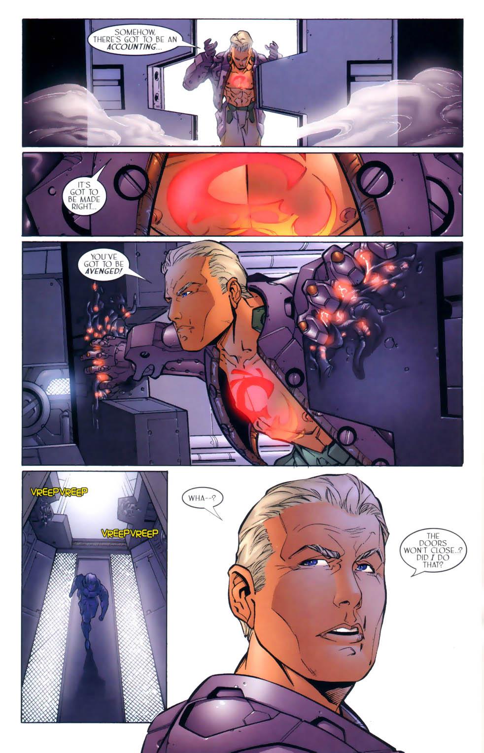 Read online Sigil (2000) comic -  Issue #2 - 19