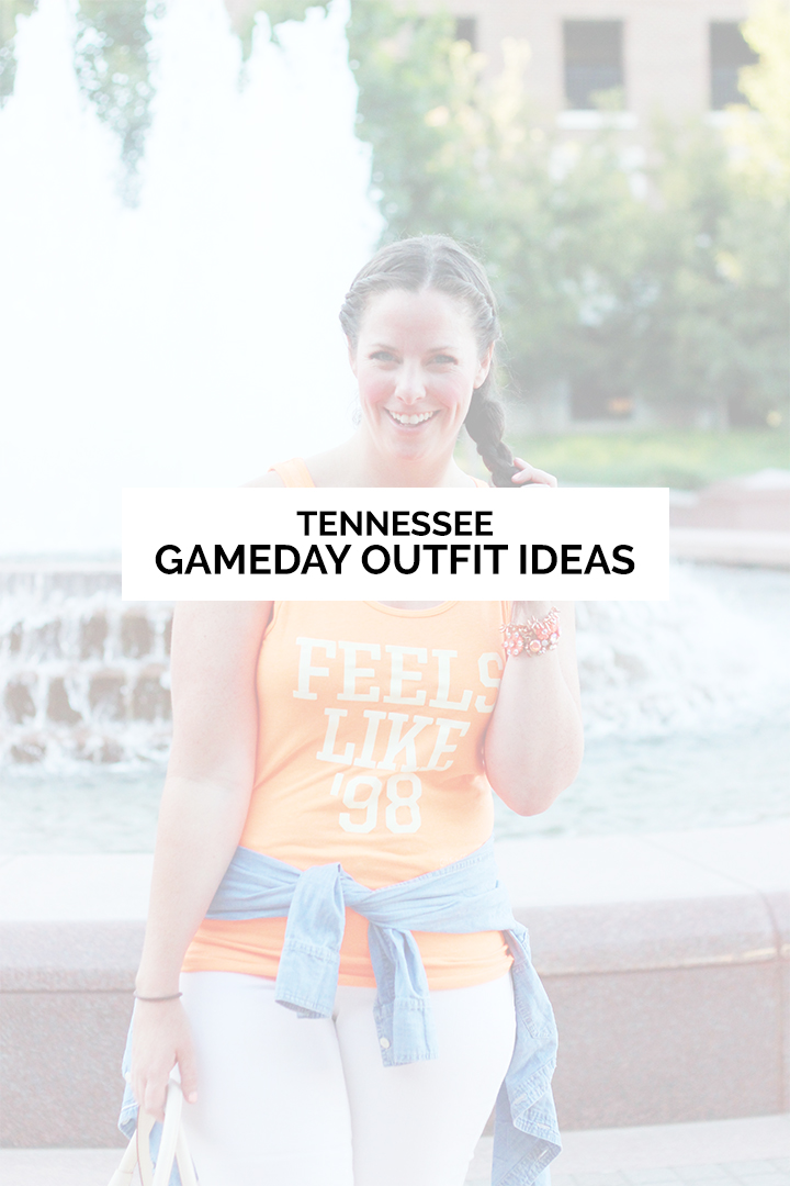 Cute Tennessee Gameday Outfit Ideas