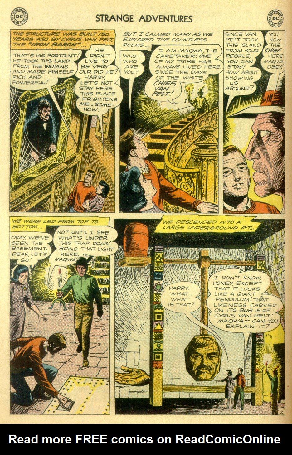 Strange Adventures (1950) issue 172 - Page 14