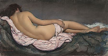 Antonio Vila Arufat, Artistic nude, The naked in the art,  Il nude in arte, Fine art