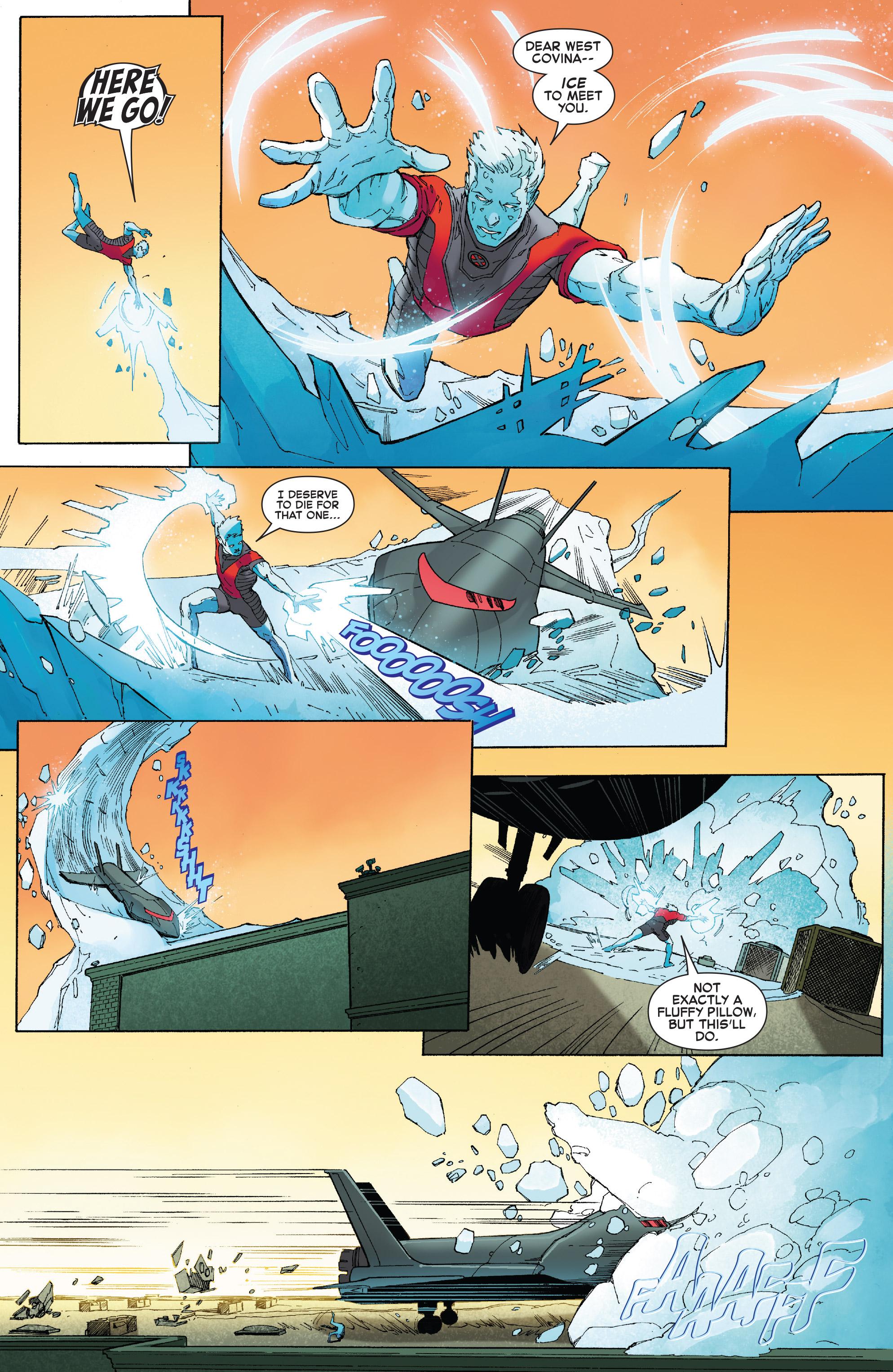 Read online Iceman (2017) comic -  Issue #2 - 7