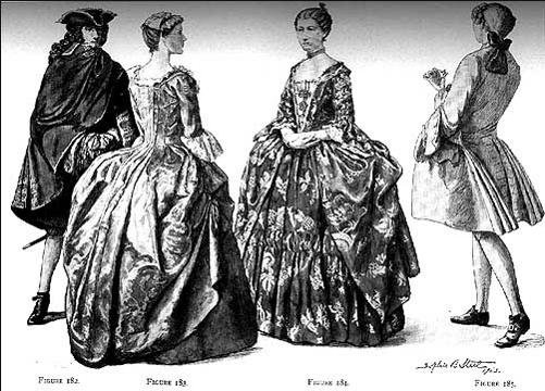 Fashion & Power: French Fashion History