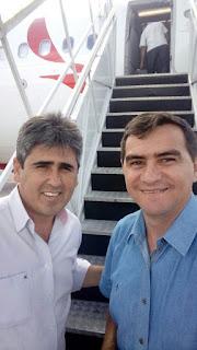 Novos prefeitos de Picuí e Pedra Lavrada participam do Seminário Novos Gestores, em Brasília