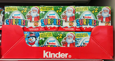 KINDER® Surprise Christmas Eggs
