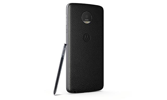 Motorola Moto Z with Moto Pen Concept