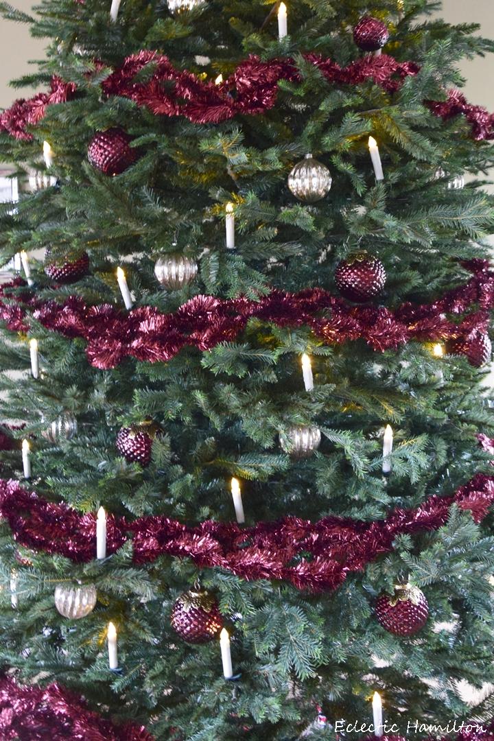 Mein 4 Meter hoher Weihnachtsbaum, Baum, Christbaum, Weihanchtsbaum, Deko, Dekoration, Weihnachtsdeko