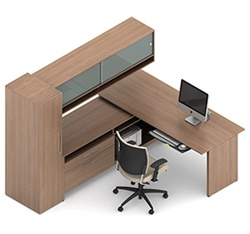 Princeton Office Furniture Configuration