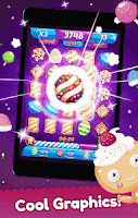 download Candy Pop Mania - Cookie Match