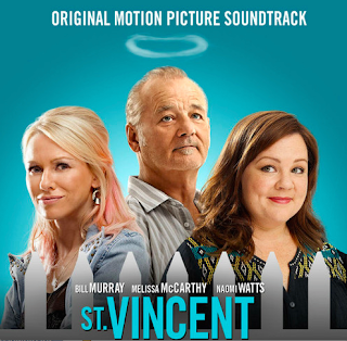 St. Vincent Song - St. Vincent Music - St. Vincent Soundtrack - St. Vincent Score