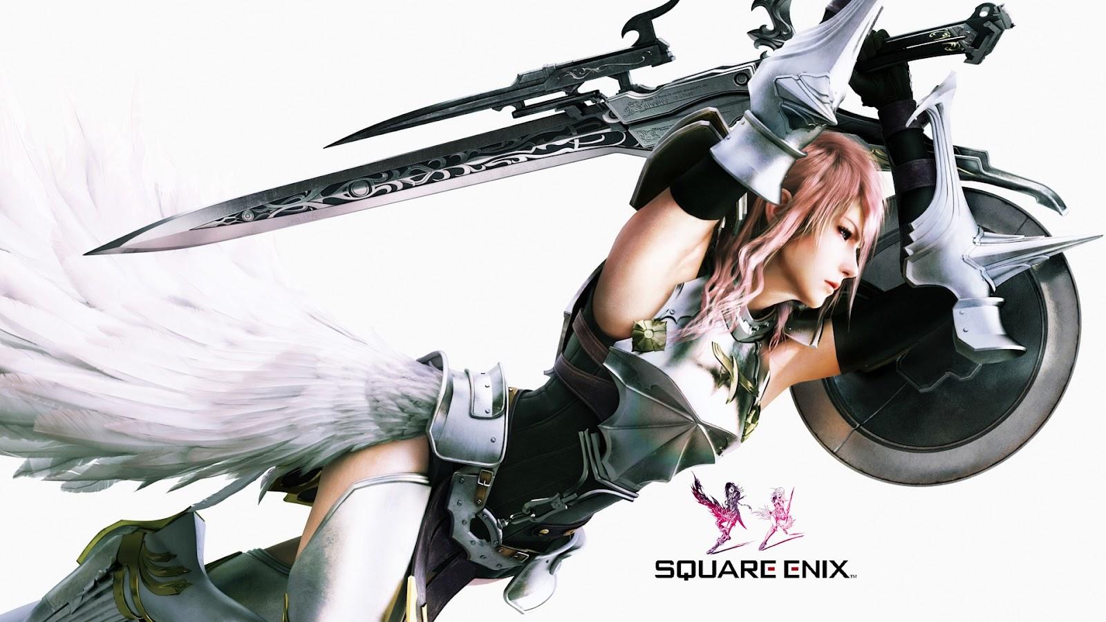 Final Fantasy 13 2 Wallpaper: Mashababko: Wallpaper Final Fantasy Xiii-2 Hd