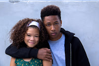 Jacob Latimore and Storm Reid in Sleight (2017) (10)