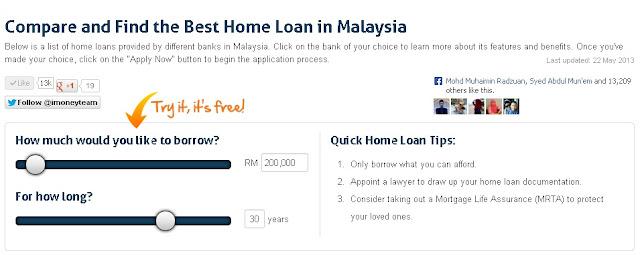 Home Loans Home Loan Simulator