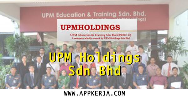UPM Holdings Sdn Bhd