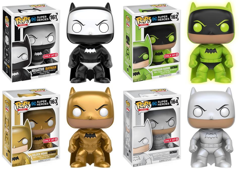 The Blot Says...: Target & Hot Topic Exclusive Batman Vintage ...