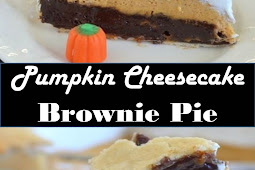 #Amazing #Recipes #Around #The #World #Pumpkin #Cheesecake #Brownie #Pie