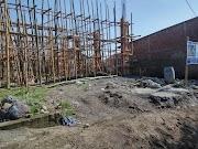 Pembangunan Mesjid Darul Tahfidz Al Kausar Qadarullah Berhenti lagi