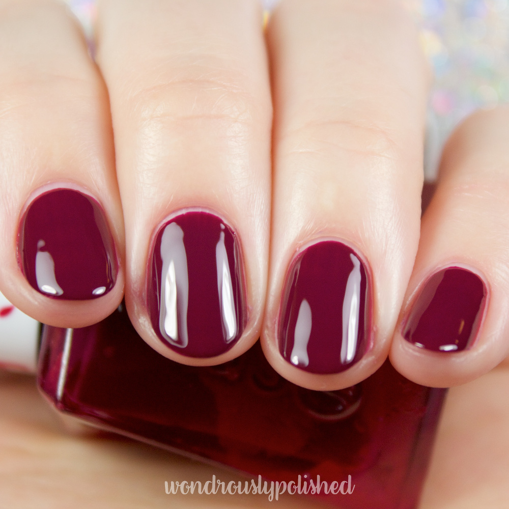 Wondrously Polished: Essie Gel Coutour Collection - Swatches