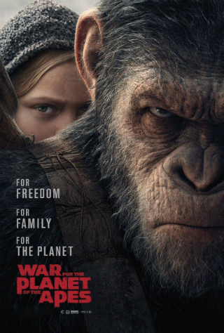 War for the Planet of the Apes [2017] [DVDR] [NTSC] [Latino 5.1]