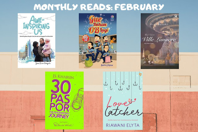 Monthly Reads - February