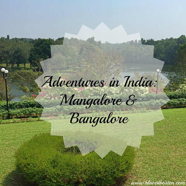 Mangalore and Bangalore adventures