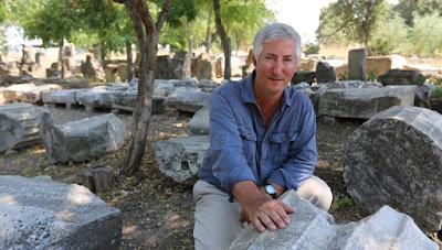 Έρικ Κλάιν στο ΑΠΕ-ΜΠΕ: Τι προκάλεσε την κατάρρευση του Μινωικού και του Μυκηναϊκού πολιτισμού