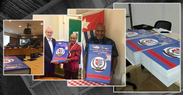 Petisi Referendum Delegitimasi Pendudukan Indonesia di Papua