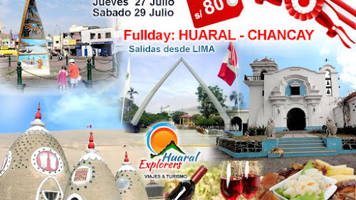 FullDay HUARAL-CHANCAY FIESTAS PATRIAS Chancho al Palo