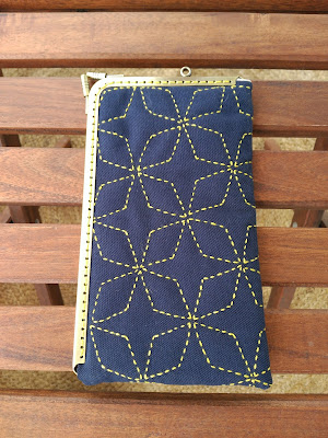 sashiko, bordado, embroidery, broderie, phone case, funda móvil, boquilla