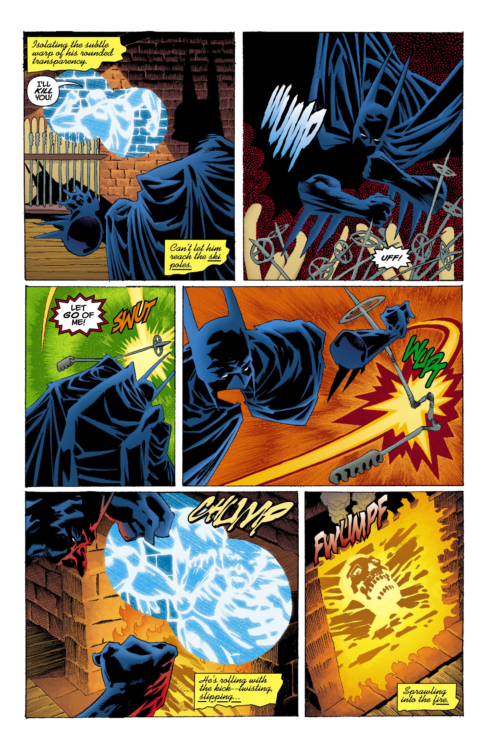 Read online Batman: Unseen comic -  Issue #5 - 13