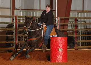 Casino Barrel Racing Hickory Ridge Studio