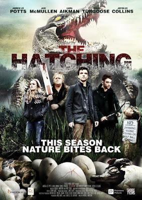 The Hatching 2016 DVD R1 NTSC Sub
