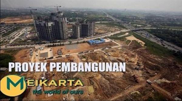 Meikarta Tak Dapat Izin tapi Jualan, Mantan Stafsus MenESDM Kritik OJK yang Diam