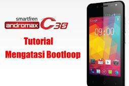 Cara Mengatasi Bootloop Andromax C3S NC36B1H