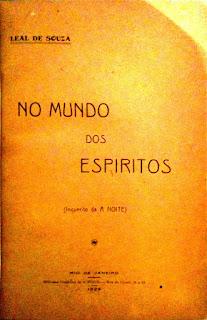Livro no Mundo dos Espíritos - Leal de Souza