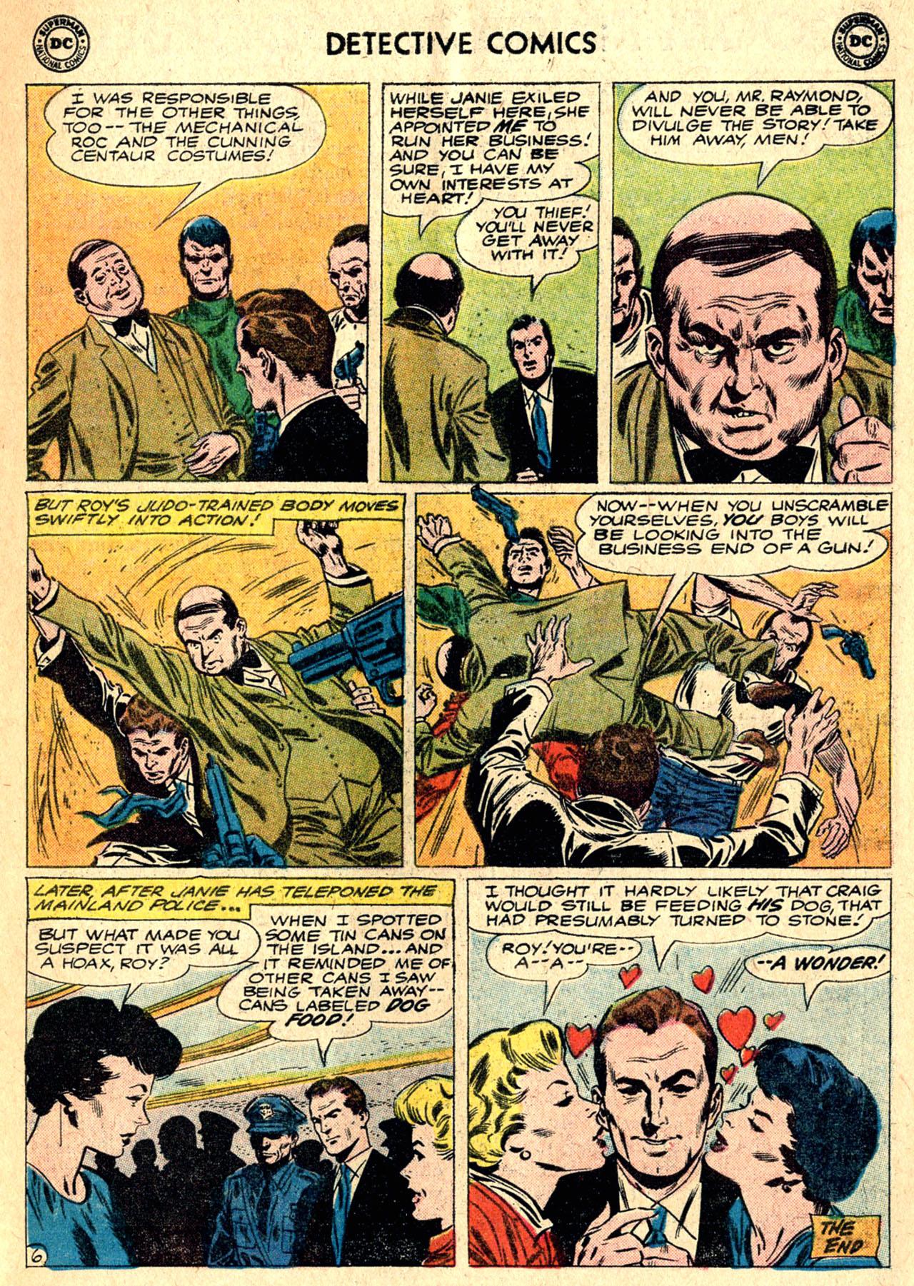 Detective Comics (1937) 288 Page 22