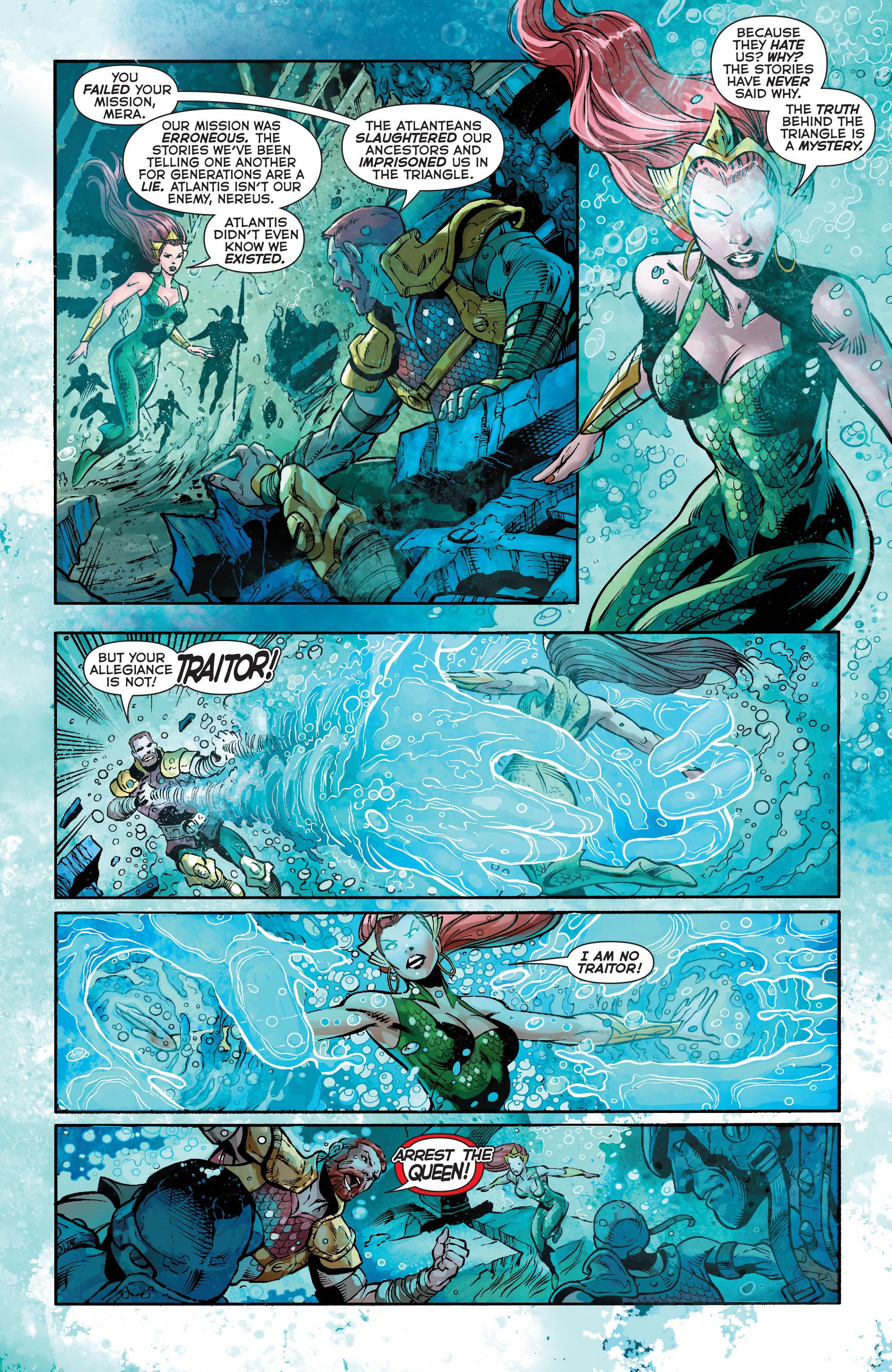 Read online Aquaman (2011) comic -  Issue #21 - 15