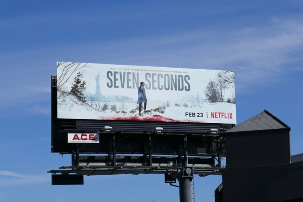 Seven Seconds Netflix billboard